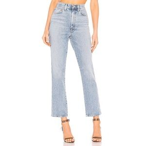 AGOLDE Pinch Waist Jean in Impression